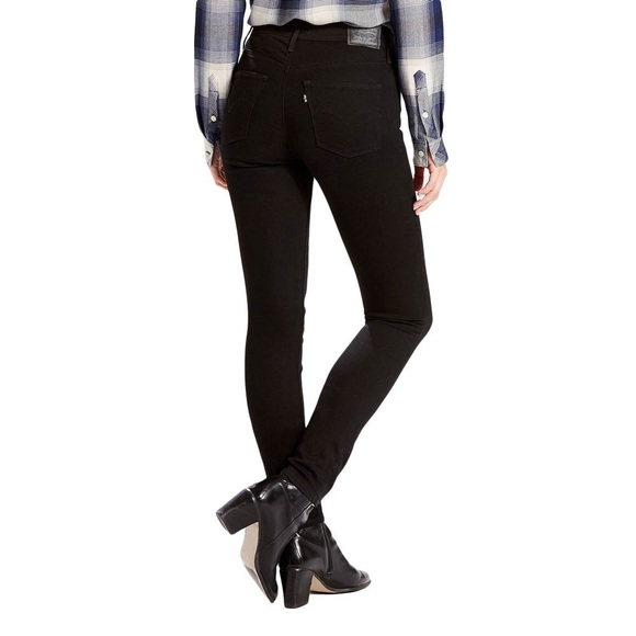 1c3f88b8 Levi's Jeans | Levis Women Slimming Skinny Black | Poshmark